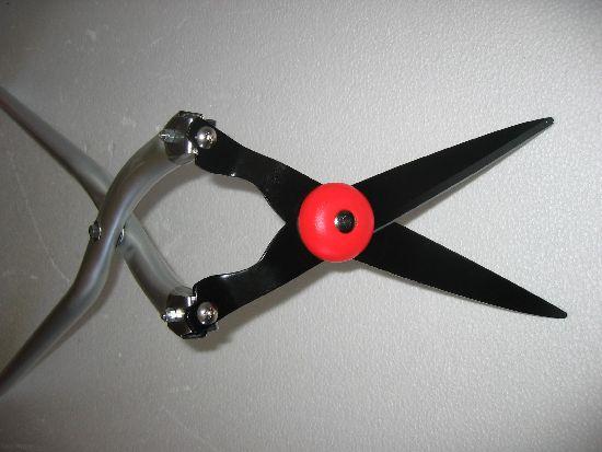 3組の回転軸は特許機構と赤い台座